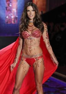 Alessandra Ambrosio Victoria's Secret 2014